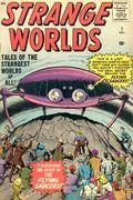 Strange Worlds (1958 Marvel) 1