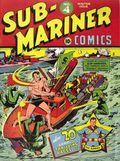 Sub-Mariner Comics (1941) 4