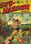 Sub-Mariner Comics (1941) 7