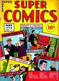 Super Comics (1938) 1