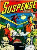 Suspense Comics (1943) 1