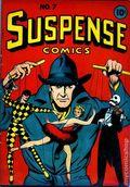 Suspense Comics (1943) 7