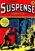 Suspense Comics (1943) 6
