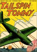 Tailspin Tommy Best Seller (1946) 1