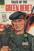 Tales of the Green Beret (1967 Dell) 1