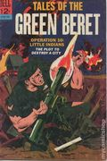 Tales of the Green Beret (1967 Dell) 2