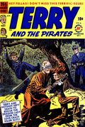 Terry and the Pirates (1947-55 Harvey/Charlton) 26A