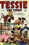Tessie the Typist (1944) 3