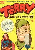 Terry and the Pirates (1947-55 Harvey/Charlton) 3