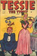 Tessie the Typist (1944) 5