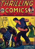Thrilling Comics (1940-51 Better/Nedor/Standard) 3