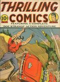 Thrilling Comics (1940-51 Better/Nedor/Standard) 12