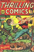 Thrilling Comics (1940-51 Better/Nedor/Standard) 42