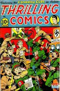 Thrilling Comics (1940-51 Better/Nedor/Standard) 45