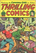 Thrilling Comics (1940-51 Better/Nedor/Standard) 48
