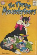 Three Mouseketeers (1956) 7
