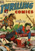 Thrilling Comics (1940-51 Better/Nedor/Standard) 77