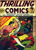 Thrilling Comics (1940-51 Better/Nedor/Standard) 2