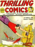 Thrilling Comics (1940-51 Better/Nedor/Standard) 8