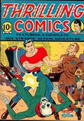Thrilling Comics (1940-51 Better/Nedor/Standard) 35