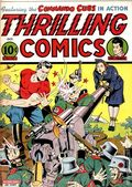 Thrilling Comics (1940-51 Better/Nedor/Standard) 38