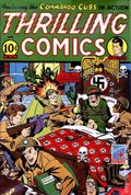 Thrilling Comics (1940-51 Better/Nedor/Standard) 41