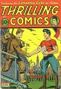 Thrilling Comics (1940-51 Better/Nedor/Standard) 50