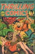 Thrilling Comics (1940-51 Better/Nedor/Standard) 53