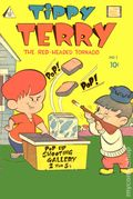 Tippy Terry (1964 I.W. Reprint) 1