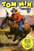 Tom Mix Western (1948 Fawcett) 11