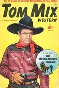 Tom Mix Western (1948 Fawcett) 36