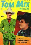 Tom Mix Western (1948 Fawcett) 47