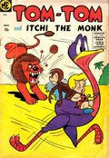 Tom-Tom and Itchi the Monk (1957) 1