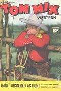 Tom Mix Western (1948 Fawcett) 2