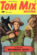 Tom Mix Western (1948 Fawcett) 34