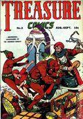 Treasure Comics (1945 Prize) 2