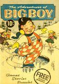 Adventures of the Big Boy (1957-1996 Webs Adv. Corp.) Restaurant Promo 2