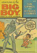 Adventures of the Big Boy (1957-1996 Webs Adv. Corp.) Restaurant Promo 56
