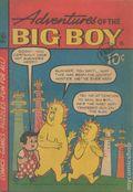 Adventures of the Big Boy (1957-1996 Webs Adv. Corp.) Restaurant Promo 106