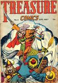 Treasure Comics (1945 Prize) 6