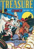 Treasure Comics (1945 Prize) 9
