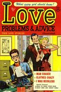True Love Problems and Advice Illustrated (1949) 6