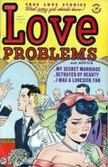 True Love Problems and Advice Illustrated (1949) 7