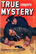 True Complete Mystery (1949) 8