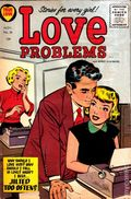 True Love Problems and Advice Illustrated (1949) 36