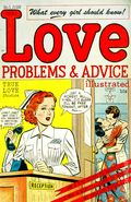 True Love Problems and Advice Illustrated (1949) 1