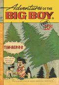 Adventures of the Big Boy (1957-1996 Webs Adv. Corp.) Restaurant Promo 114