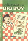 Adventures of the Big Boy (1957-1996 Webs Adv. Corp.) Restaurant Promo 118