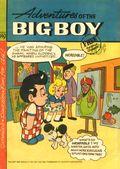 Adventures of the Big Boy (1957-1996 Webs Adv. Corp.) Restaurant Promo 149