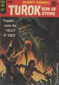 Turok Son of Stone Giant (1966 Gold Key) 1A